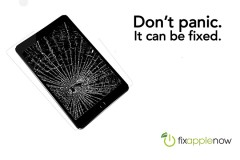 What to Do if You have a Cracked iPad Screen