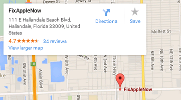 fixapplenowlocations Surfside, FL - Fix Apple Now store Driving Directions