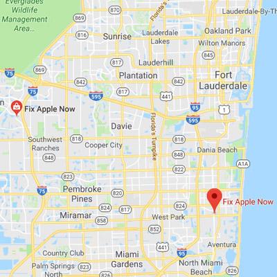iPhone Repair in Miami