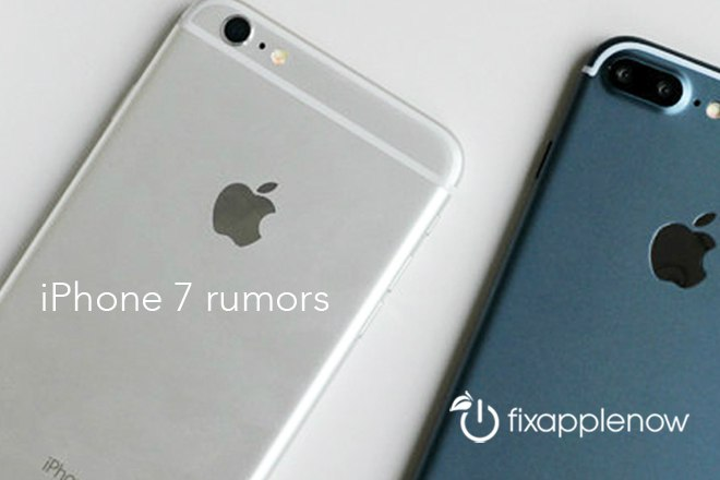 iphone7Rumors New Rumor Leaked, iPhone 7 - Could be Waterproof